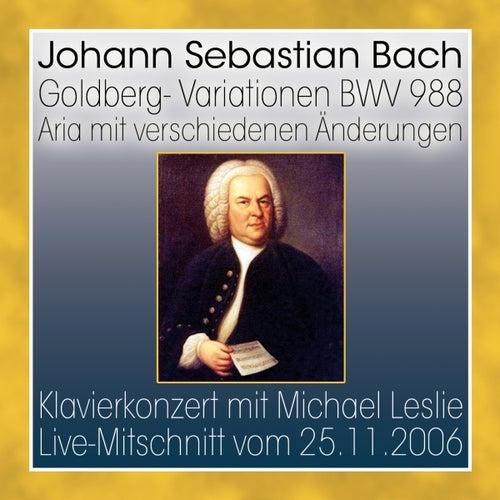 Goldberg-Variationen BWV 988 by Johann Sebastian Bach