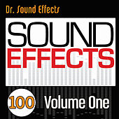 100 Sound Effects - Volume One by Dr. Sound Effects SPAM