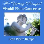 The Young Rampal - Vivaldi Flute Concertos (VOX Reissue) by Jean-Pierre Rampal