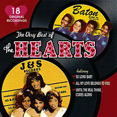 The Very Best of The Hearts by The Hearts