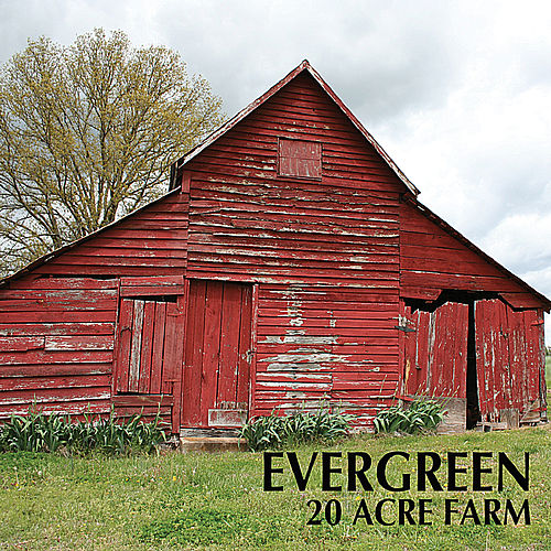 20 Acre Farm by Evergreen