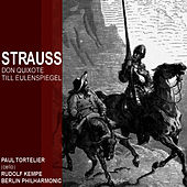 Strauss: Don Quixonte; Till Eulenspiegel by Paul Tortelier