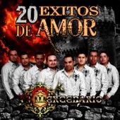20 Exitos De Amor by Mercenario
