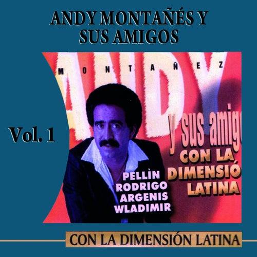 Los Años Dorado Volume 1 von Andy Montanez