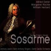 Handel: Sosarme by Alfred Deller