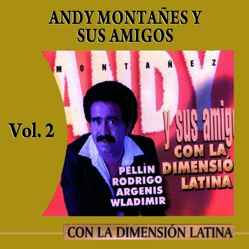 Los Años Dorado Volume 2 von Andy Montanez