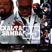 25 Anos Ao Vivo by Exaltasamba
