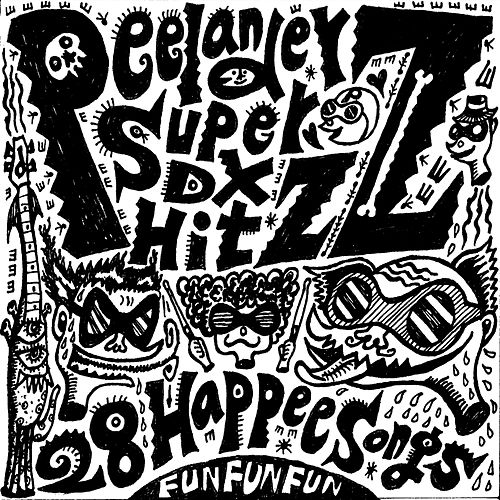Super DX Hitz by Peelander-Z