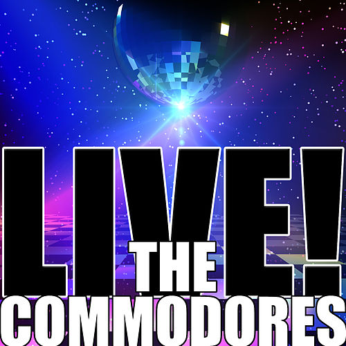 Live! by The Commodores