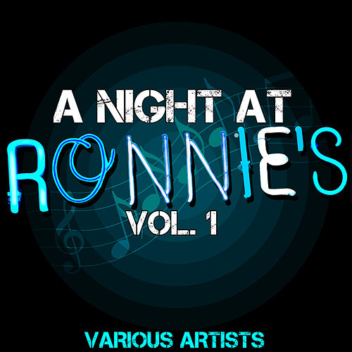 A Night At Ronnie's Volume 1 by Various Artists