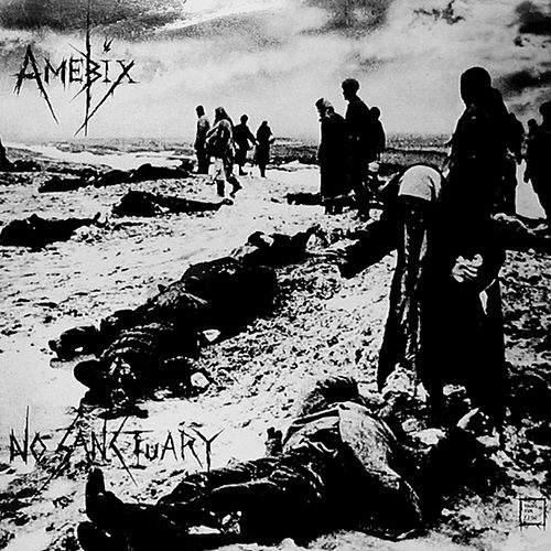 No Sanctuary - The Spiderleg Recordings by Amebix