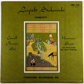 Cowell: Persian Set; Harrison: Suite by Leopold Stokowski