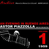 Evening in Buenos Aires (Una Tarde en Buenos Aires) by Astor Piazzolla