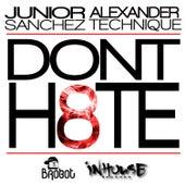Don't H8TE by Alexander Technique