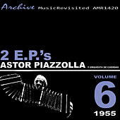 2 EPs by Astor Piazzolla