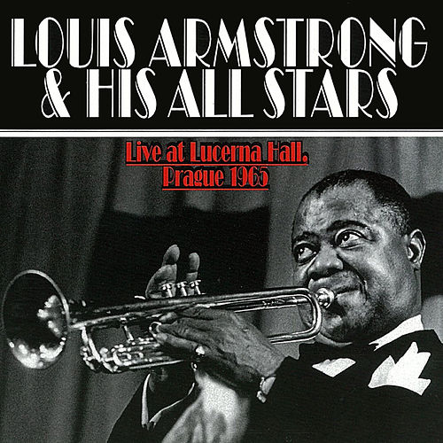 Louis Armstrong v Praze by Lionel Hampton