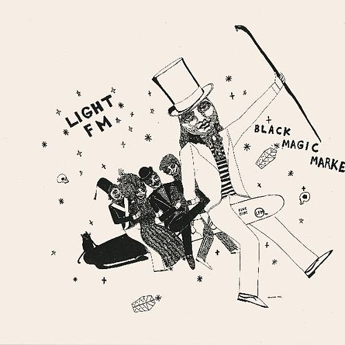 Black Magic Marker by Light FM