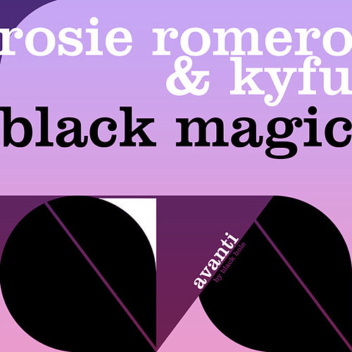 Black Magic by Rosie Romero