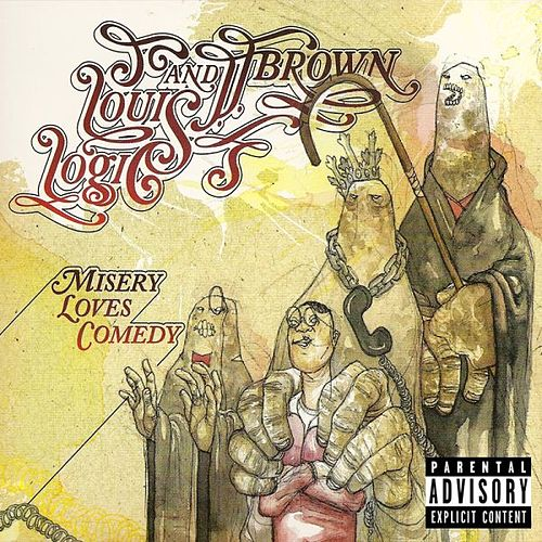 Misery Loves Comedy (Deluxe Edition) by Louis Logic