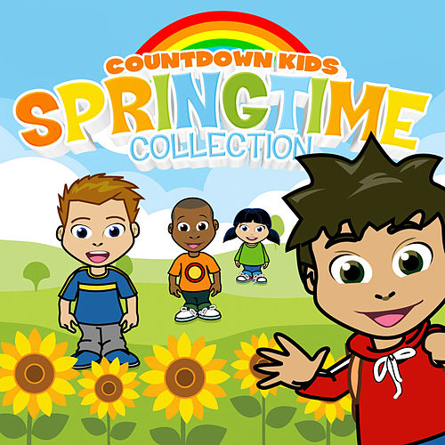 Countdown Kids Springtime Collection by The Countdown Kids
