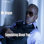 Something About You - Single by Mr. Vegas