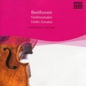 Beethoven: Violin Sonatas Nos. 6, 8 and 9 by Jeno Jando