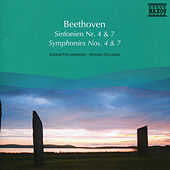 Beethoven: Symphonies Nos. 4 and 7 by Richard Edlinger