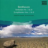 Beethoven: Symphonies Nos. 3 and 8 by Various Artists