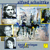 Schnittke: Cello & Piano Works by David Geringas