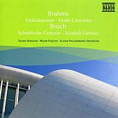 Brahms: Violin Concerto / Bruch: Scottish Fantasy by Various Artists