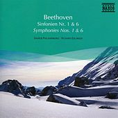 Beethoven: Symphonies Nos. 1 and 6 by Various Artists