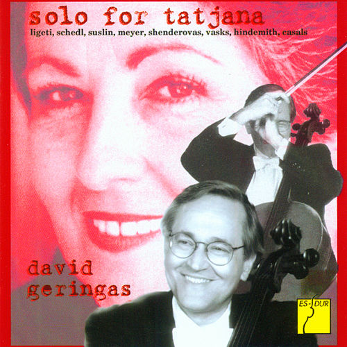 Solo for Tatjana by David Geringas