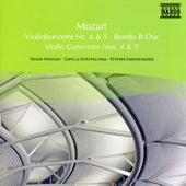 Mozart: Violin Concertos Nos. 4  and 5 / Rondo by Takako Nishizaki
