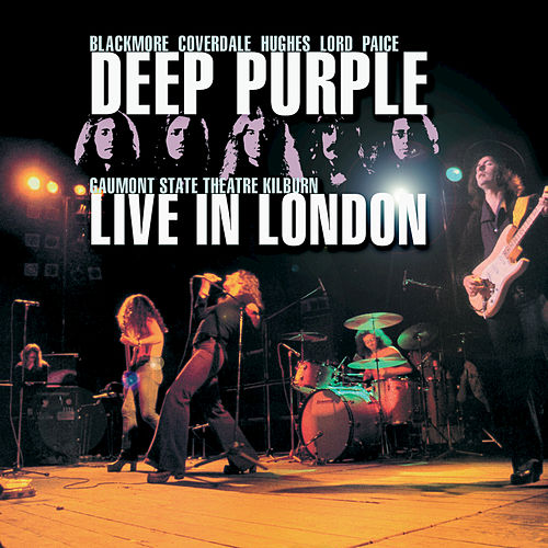 Live In London 1974 by Deep Purple