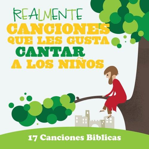 Realmente Canciones Que Les Gusta Cantar A Los Niños: 17 Canciones Biblicas by The Kids Choir
