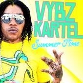 Vybz Kartel - Summer Time  - Single by Vbyz Kartel