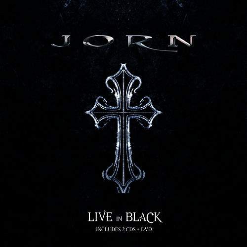 Live In Black by Jorn
