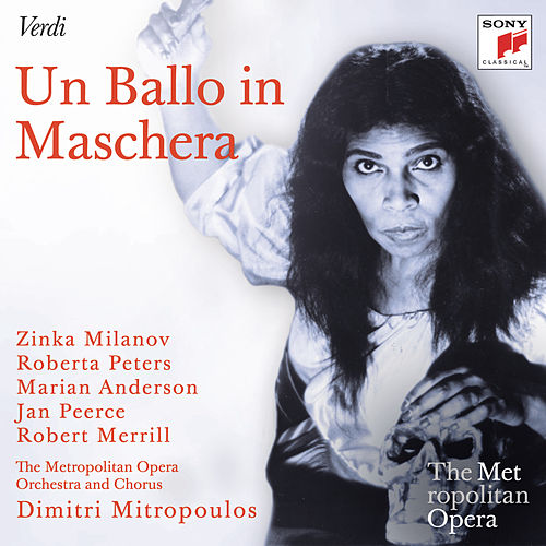 Verdi: Un Ballo in Maschera (Metropolitan Opera) by Various Artists