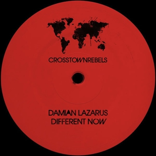 Different Now by Damian Lazarus