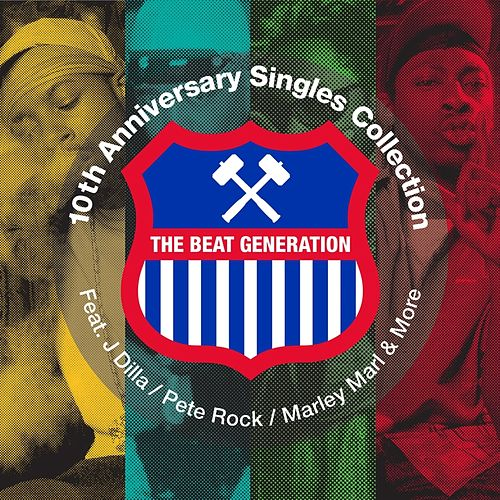 The Beat Generation 10th Anniversary Single Collection by Various Artists