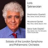 Divertimento / Woodwind Quintet / Dance Suite by Loris Tjeknavorian