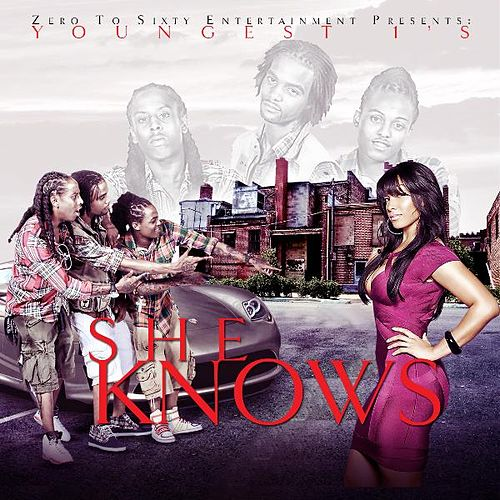 She Knows - Single by Youngest1s (Y1s)