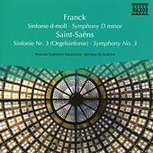 Franck: Symphony D Minor / Saint-Saens: Symphony No. 3 by Various Artists