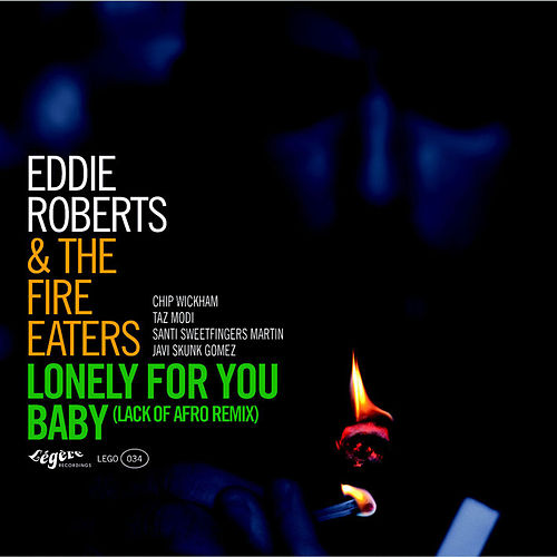Lonely For You Baby by Eddie Roberts