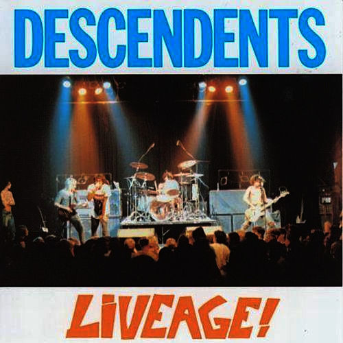 Liveage! by Descendents