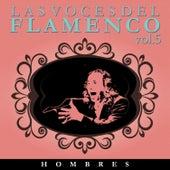 Las Voces del Flamenco - Hombres  Vol.5 (Edición Remasterizada) by Various Artists