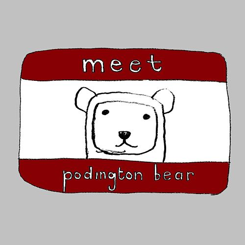 Meet Podington Bear by Podington Bear