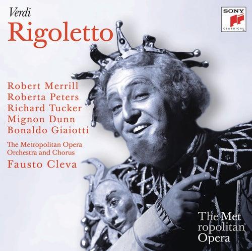 Verdi: Rigoletto (Metropolitan Opera) by Various Artists