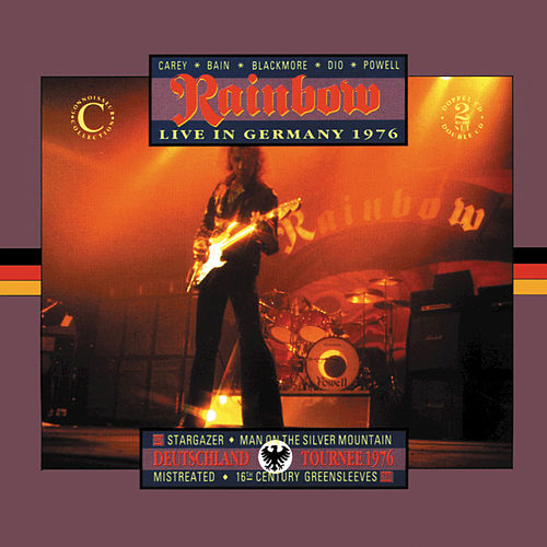 Live In Germany 1976 by Rainbow