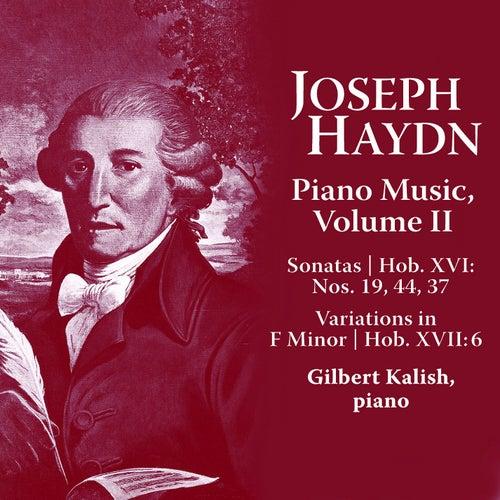 Joseph Haydn: Piano Music Volume II by Gilbert Kalish
